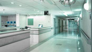 طراحی تاسیسات بيمارستان ۱۶۰ تختخوابی