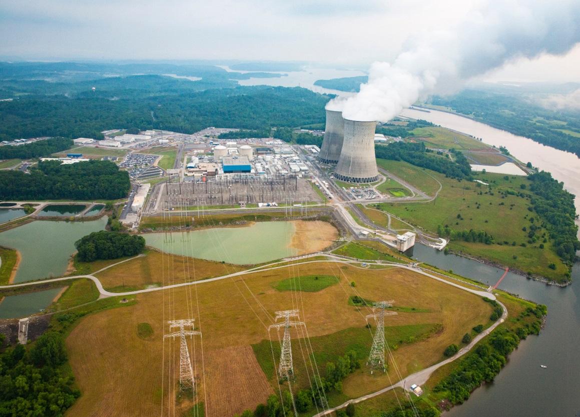 نیروگاه های هسته ای در آمریکا