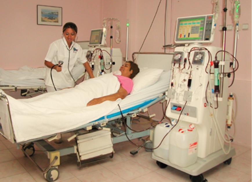 تاسیسات لولهکشی و آبرسانی بخشهای مختلف بیمارستان