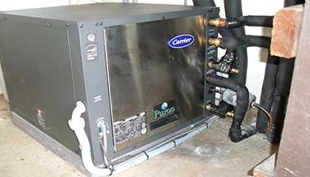 انواع پمپ های زمین گرمایی