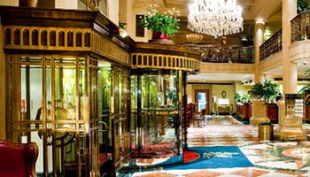 تاسیسات هتل