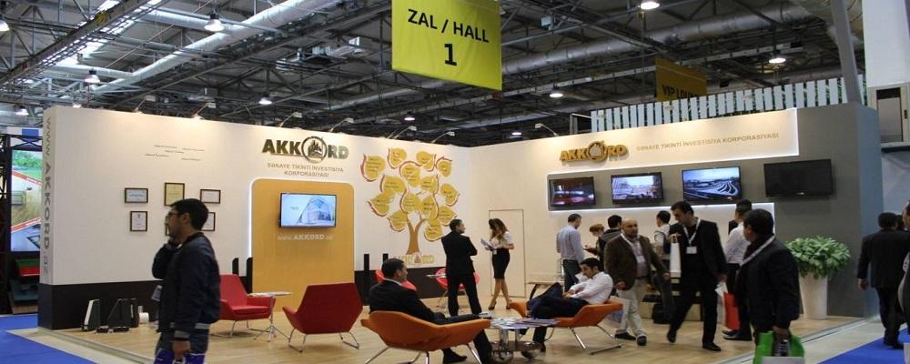 نمایشگاه ساختمان آذربایجان