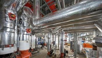 تاسیسات گرمایشی در بیمارستانها و مراکز درمانی