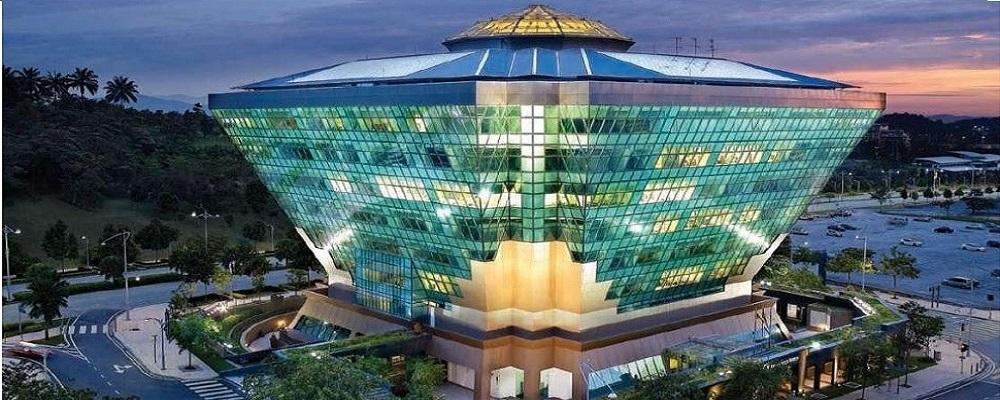 ساختمان های سبز-الماس سبز مالزی(بخش اول)