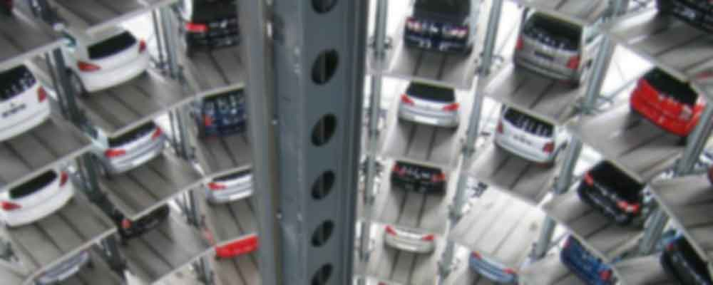 هوشمند سازی پارکینگ ها