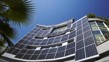 ساختمانها به عنوان نیروگاه های مولد برق