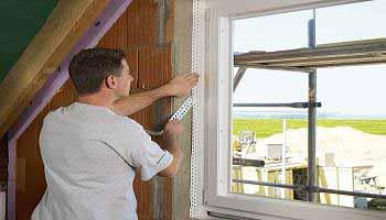 مقایسه کارایی پنجره های آب بند و هوابند