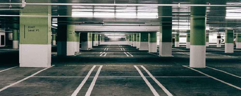 سیستم مکش تهویه پارکینگ اتومبیل