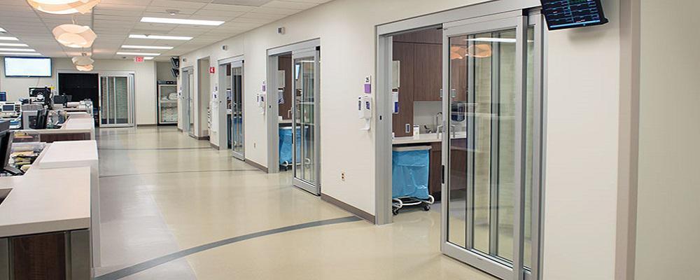 طراحی تاسیسات بیمارستان 64 تختخوابی دانشکده پزشکی - بخش ششم