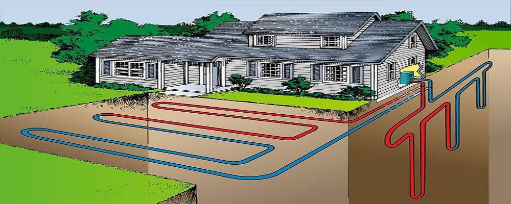 روش های نوین گرمایش و سرمایش ساختمان