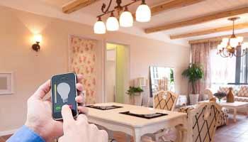 کنترل روشنایی ساختمان هوشمند