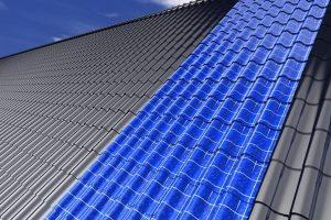 کاشی های خورشیدی