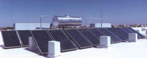 سیستمهای آبگرمکن خورشیدی اکتیو