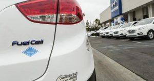خودروهای پیل سوختی